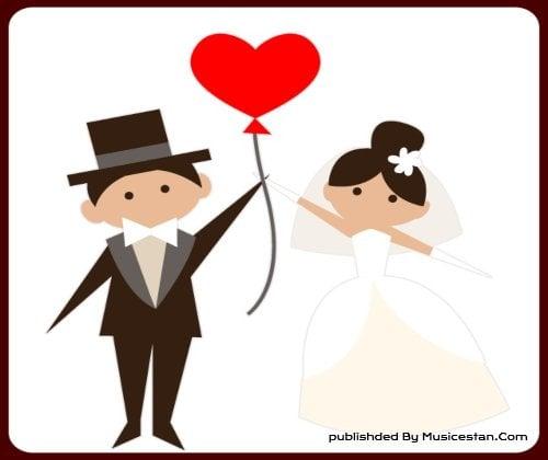 دانلود آهنگ برای ساخت کلیپ عروسی