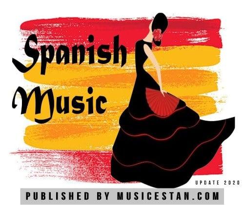 دانلود آهنگ های اسپانیایی جدید